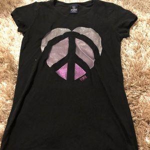 Victoria's Secret PINK peace top